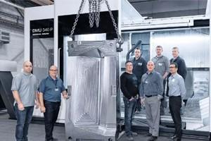 DMG MORI模具制造卓越技术 — 任务完成速度提高达70%